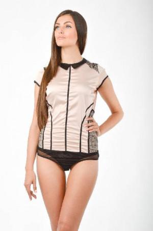 Блузка-боди AREFEVA